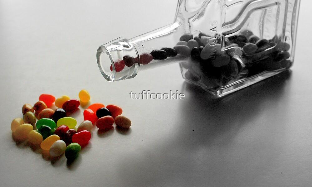 Jelly Belly Bottle by tuffcookie