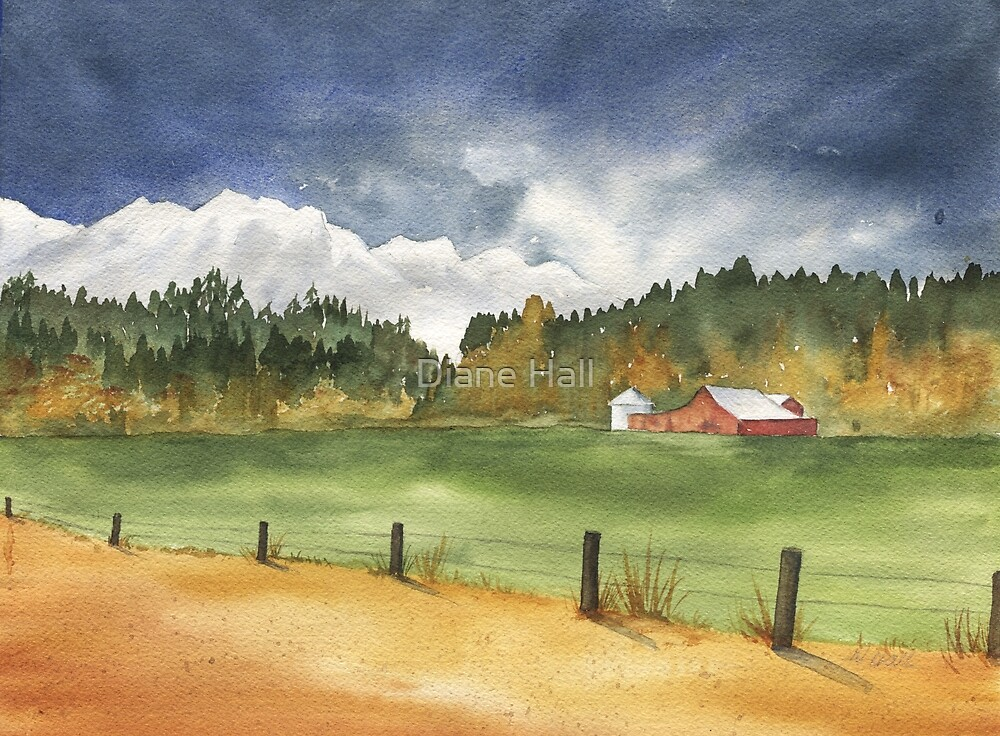 Country Gold by Diane Hall