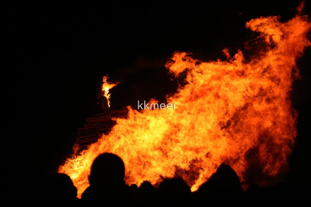 Bonfire Night by kkmeer
