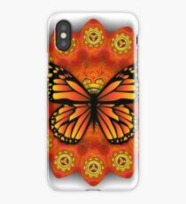 Butterfly Mandala 5 iPhone Case/Skin