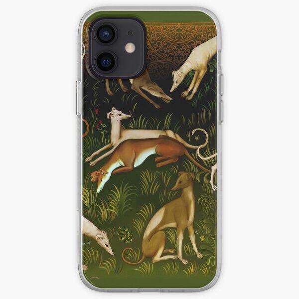 Greyhounds iPhone Soft Case