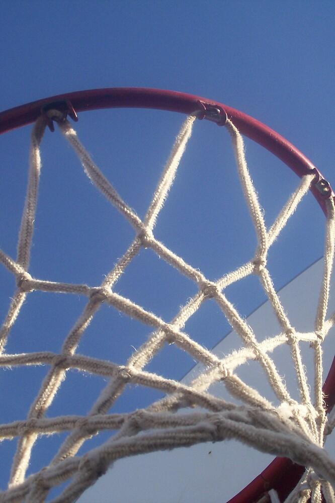 Basketball hoop by bviva733