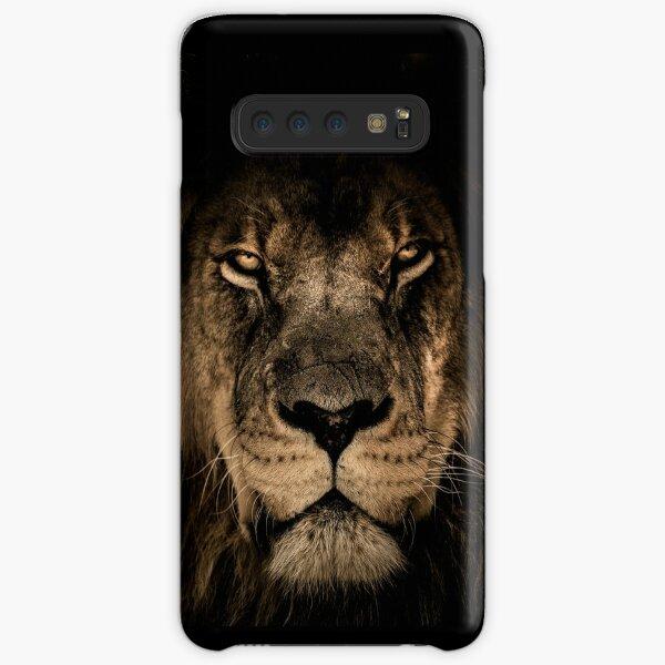 Lion Face Samsung Galaxy Snap Case