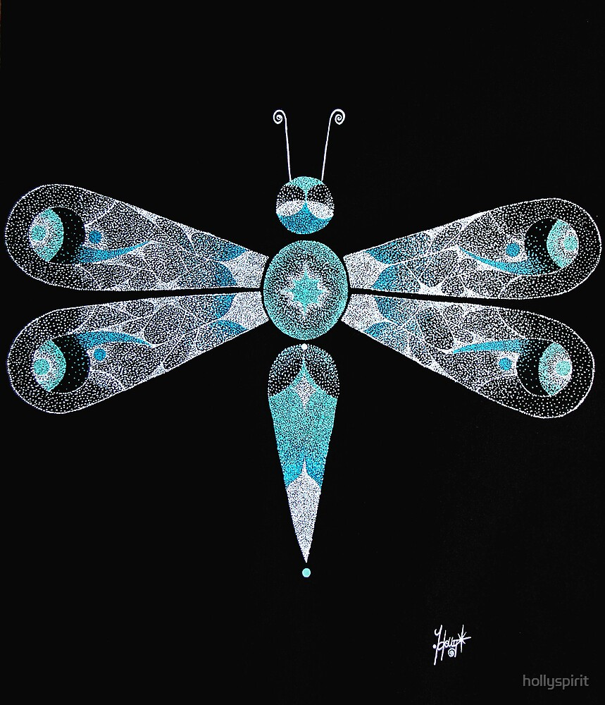 'dragonfly' by hollyspirit