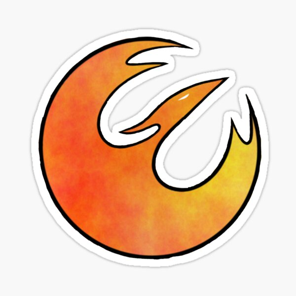 Phoenix Squadren  Sticker