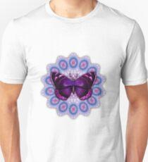 Butterfly Mandala 7 T-Shirt