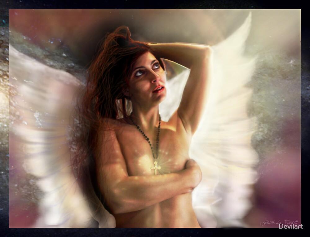 Angel ...Last hope by Devilart