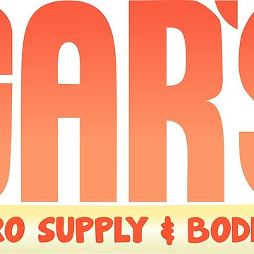 OK K.O. Gar's Hero Supply & Bodega by Eleshis