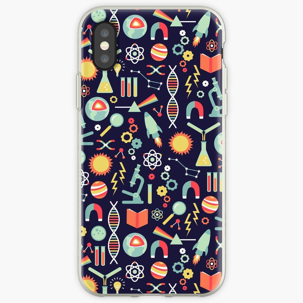 Science Studies iPhone Case & Cover