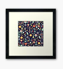 Science Studies Framed Print