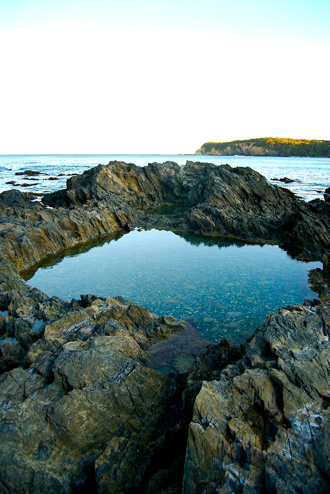 Rock Pool by tano