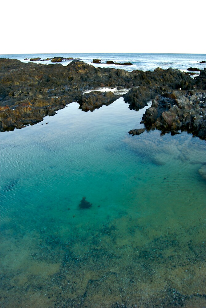 Rock Pool 02 by tano