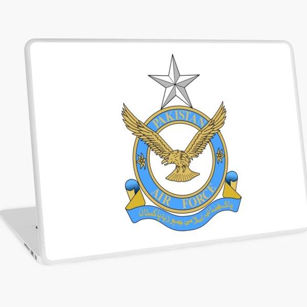 Emblème de l'armée de l'air du Pakistan Skin adhésive d'ordinateur