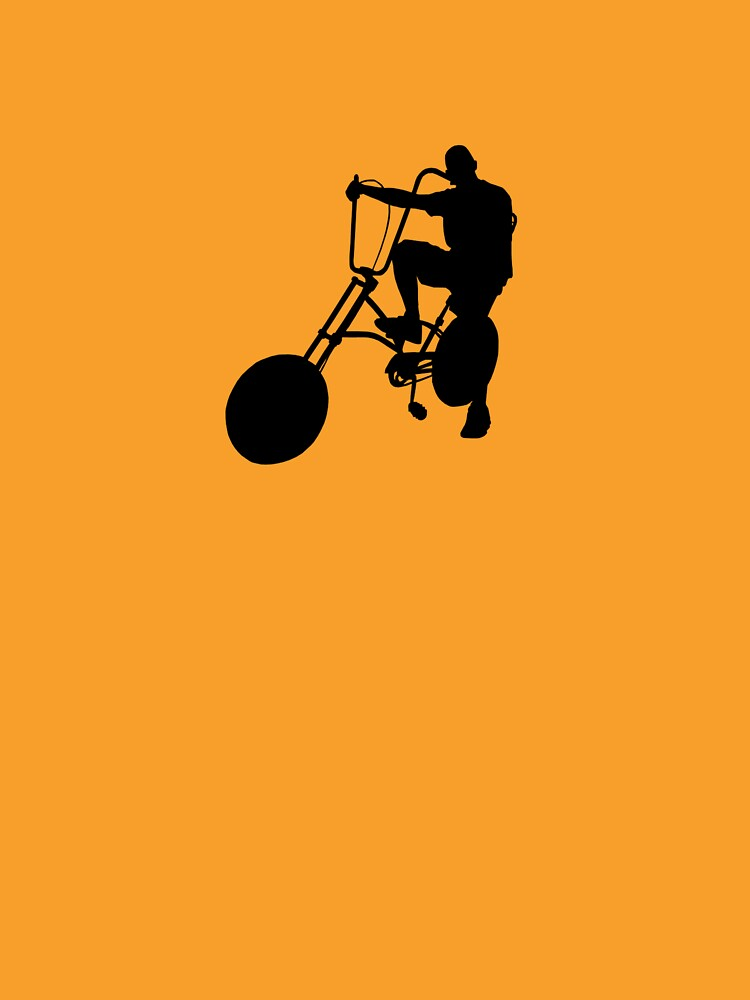 Push Chopper - No Text by mickrose