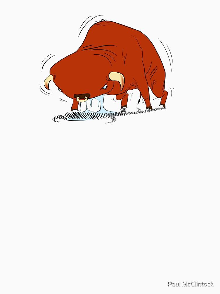 vibrating bull by pauk