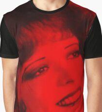 Clara Bow - Celebrity Graphic T-Shirt