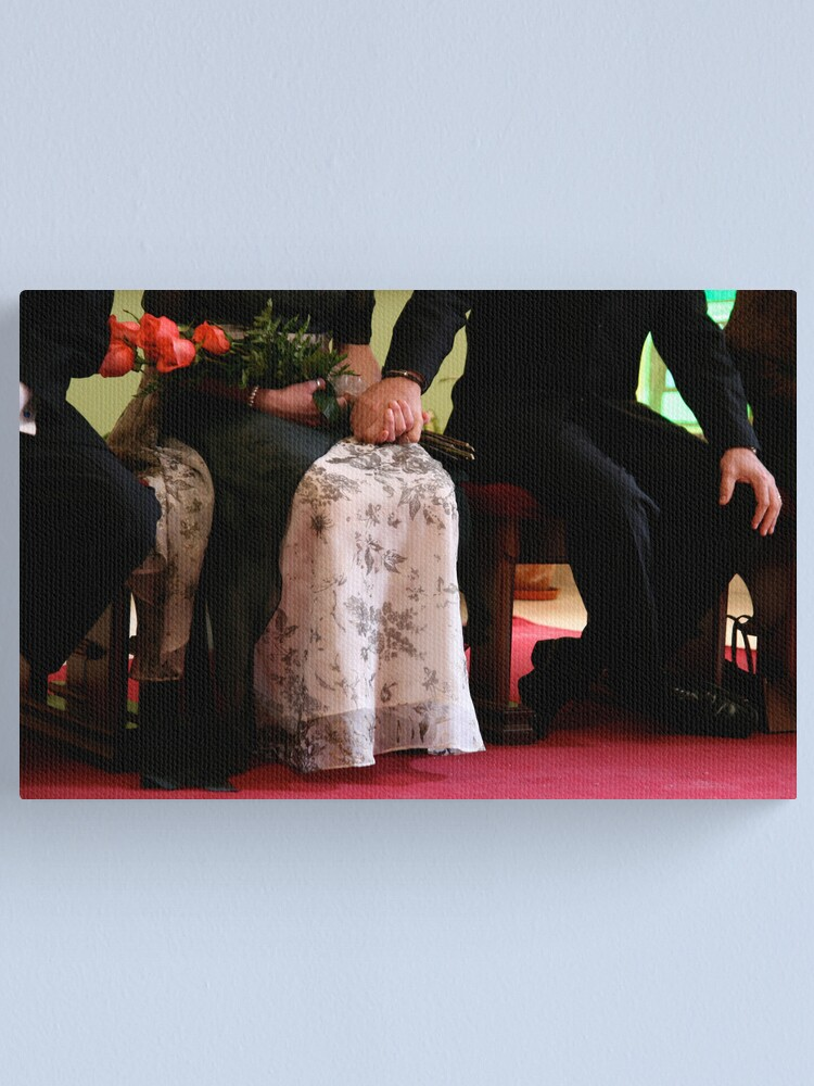 Alternate view of We Do, We Have. Canvas Print
