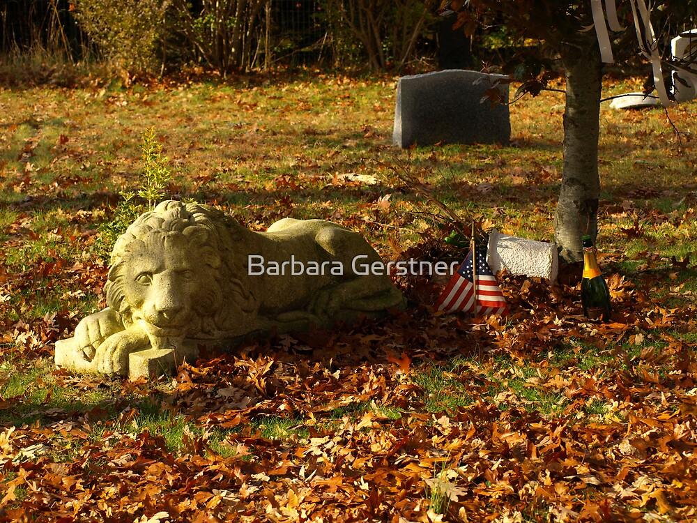 Eternal Guardian by Barbara Gerstner