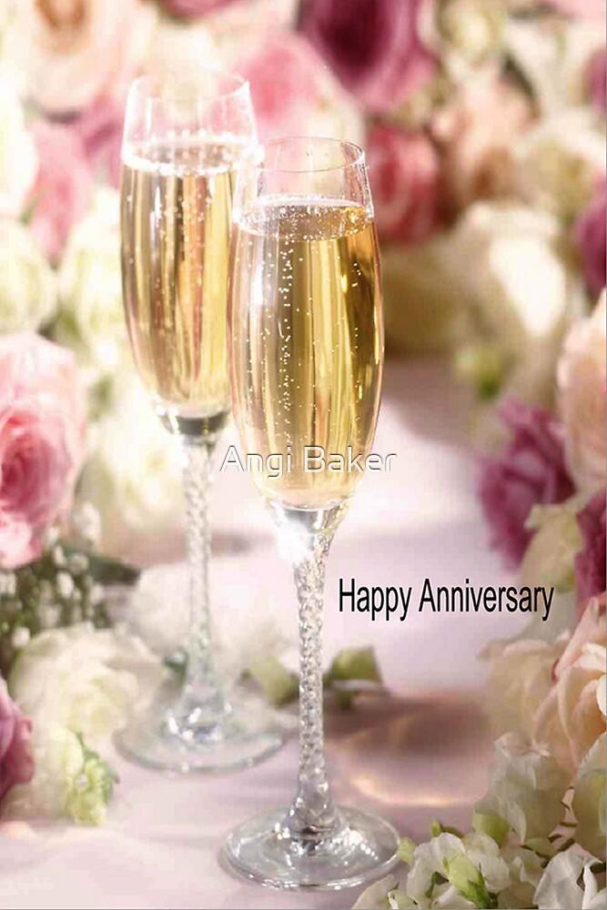 Happy Anniversary by Angi Baker
