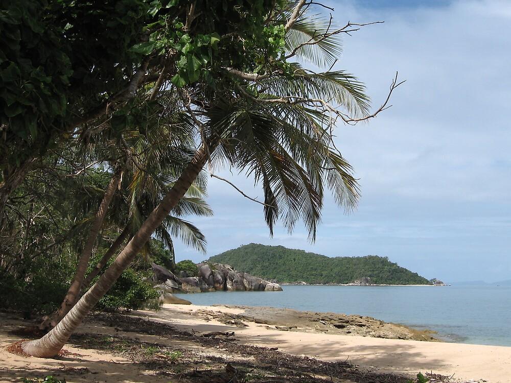 Goold Island by gondwana