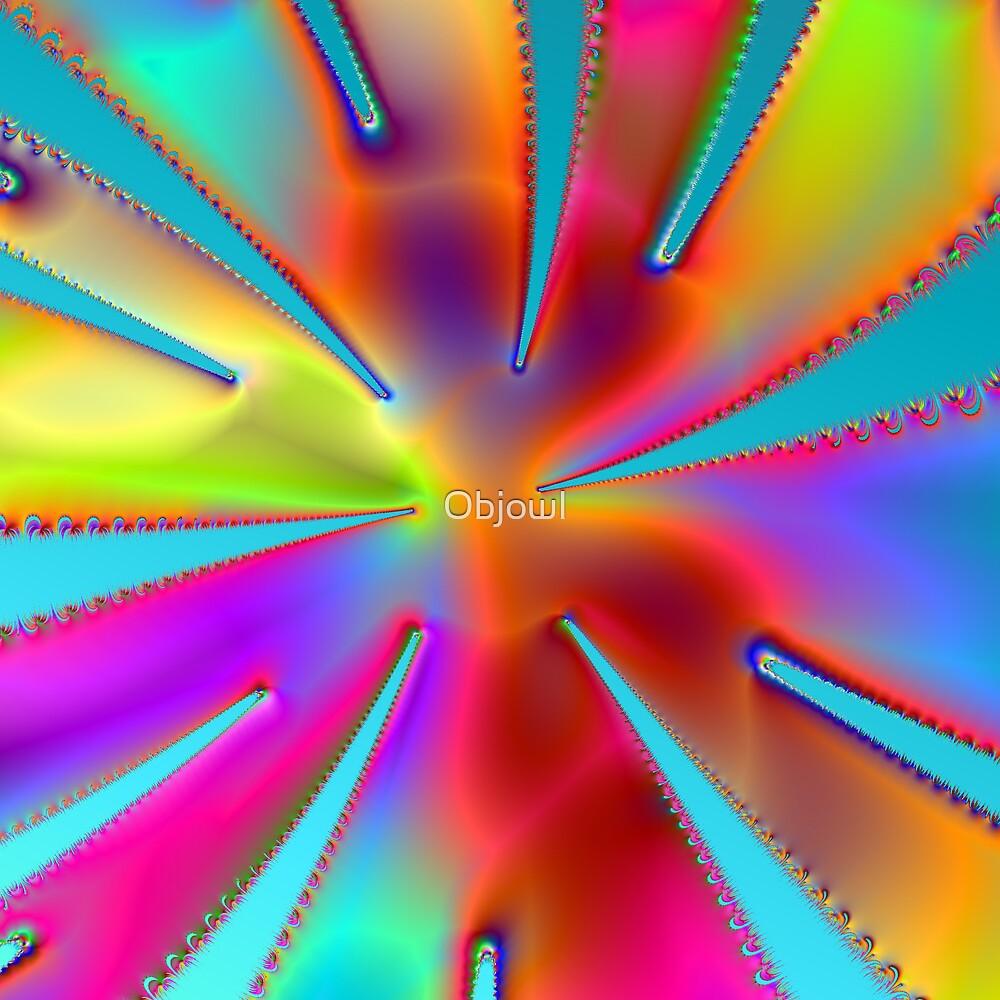 A Splash of Colour by Objowl