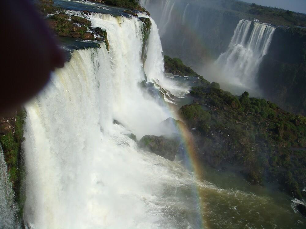 Iguaçu Falls by RLucio