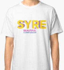 Syre - A Beautiful Confusion Classic T-Shirt