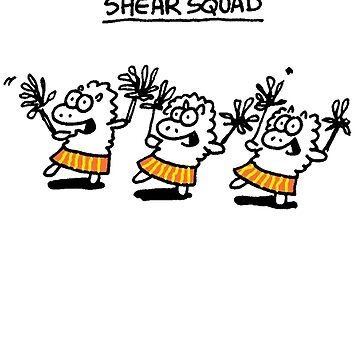 Shear Squad by Wicking