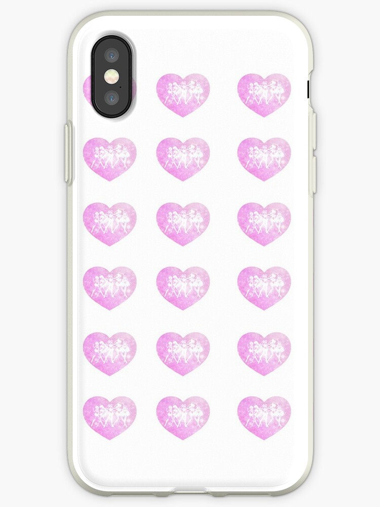 Sailor Moon - Galaxy Heart Pattern by agShop