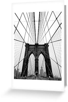 Brooklyn Bridge by David Hannan Photography