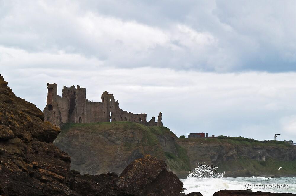 Tantallon Castle 2 by WatscapePhoto