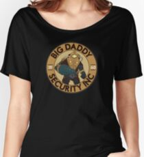 Big Daddy Security Inc Women's Relaxed Fit T-Shirt