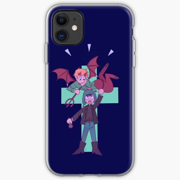 Salvation? iPhone Soft Case