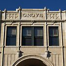 Grove Arcade, Asheville NC by Anna Lisa Yoder