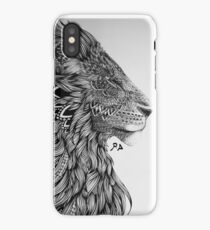 The Lion Tribal (P.A) iPhone Case