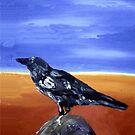 Crow by Moe by pamfox