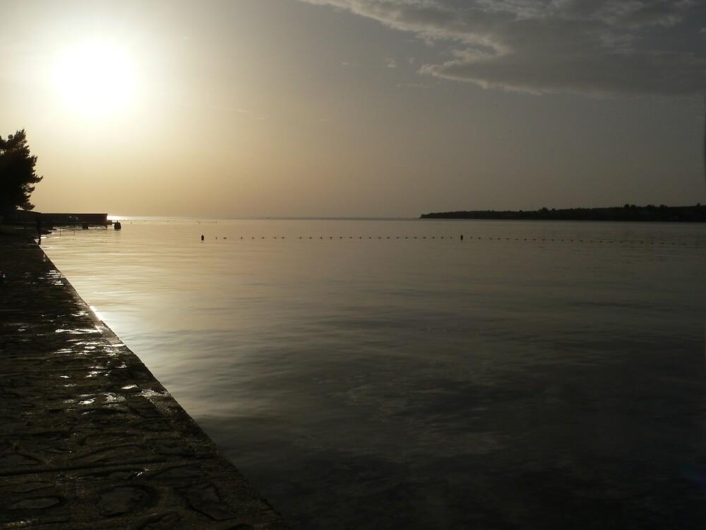 Zadar - Evening by dmo31