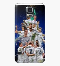 Real Madrid (Road to the Undecima) Case/Skin for Samsung Galaxy