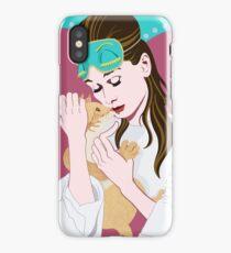 Audrey Hepburn Breakfast at Tiffany's iPhone Case/Skin