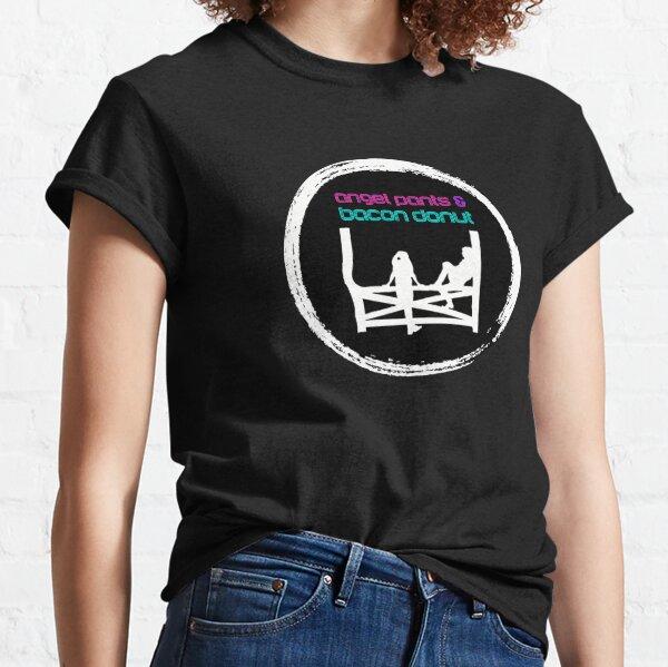 Angel Pants & Bacon Donut Classic T-Shirt