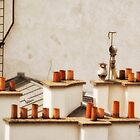 Chimney Pots by cclaude
