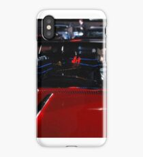 Behind the Scenes iPhone Case