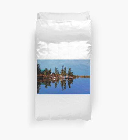 Lake Brereton Duvet Cover