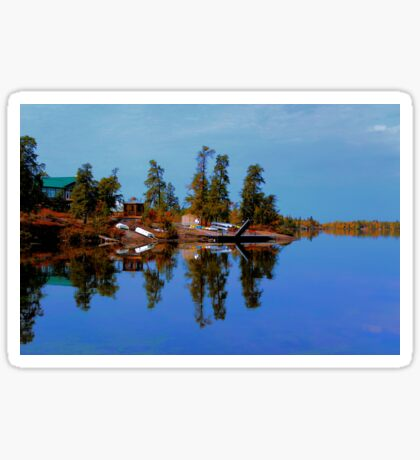 Lake Brereton Sticker