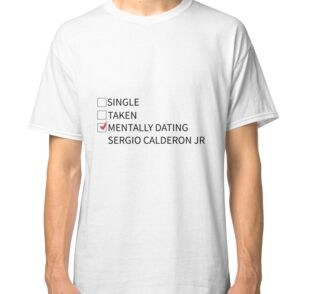 who is sergio calderon dating
