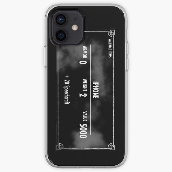 Valuable Items iPhone Soft Case