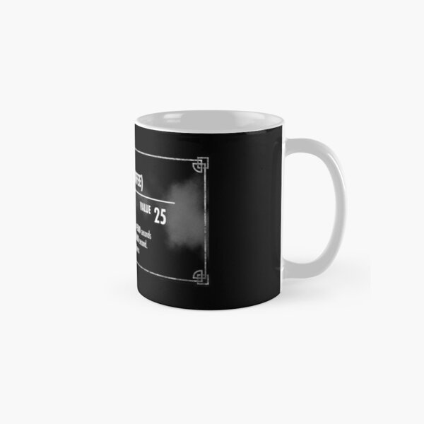 Valuable Items Classic Mug