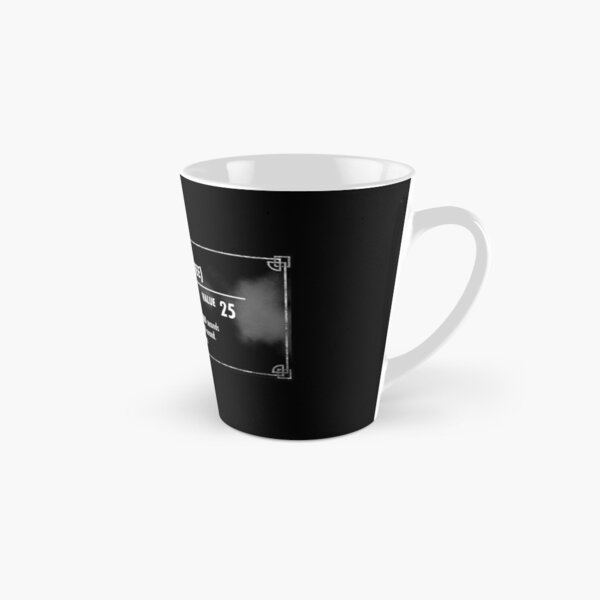 Valuable Items Tall Mug