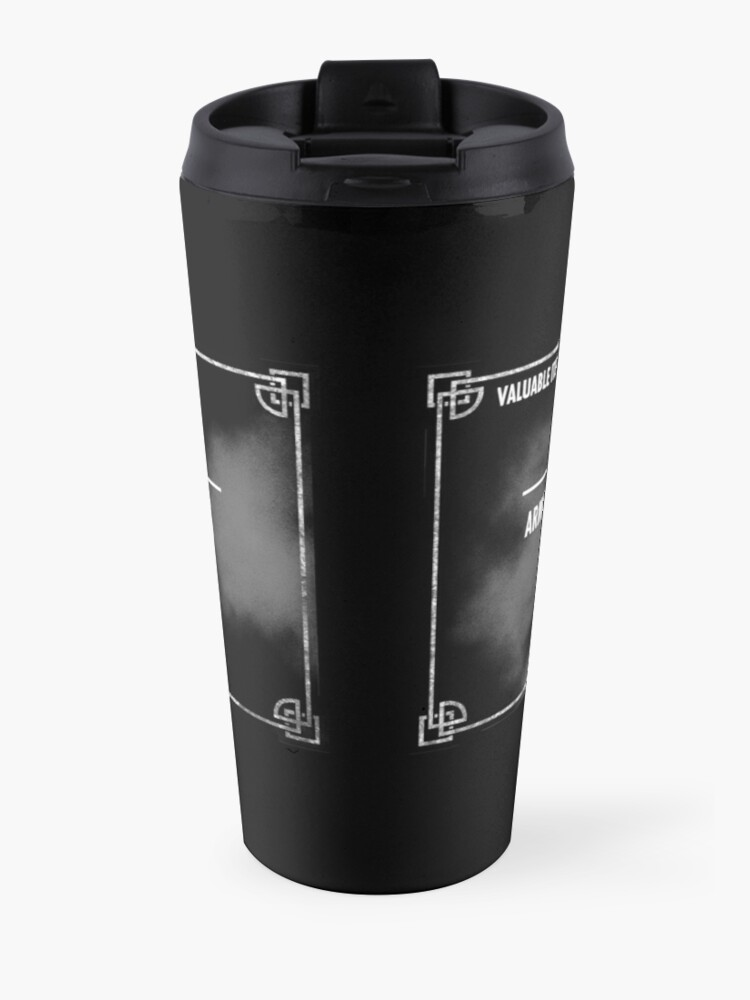 Alternate view of Valuable Items Travel Mug