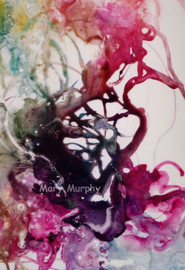 Watercolor 3 by Mary Murphy